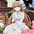 Sharon Reinsworth White Cosplay Dress Costume from Pandora Hearts