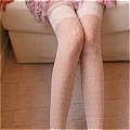 Sheer Pantyhose (White 02)