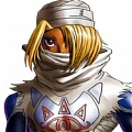 Sheik Cosplay (2nd) from The Legend of Zelda