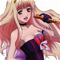 Sheryl Cosplay (Purple) from Macross Frontier