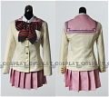 Shiemi Cosplay( Skirt and Bow for BlackRoseMikage) from Blue Exorcist