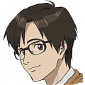 Shinichi Wig from Parasyte
