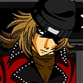Shinjiro Aragaki Cosplay from Persona 3