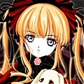 Shinku Cosplay Wig from Rozen Maiden