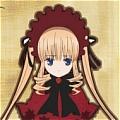 Shinku Wig (2nd) from Rozen Maiden