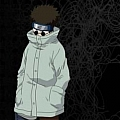 Shino Aburame Cosplay Costume from Naruto