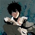 Shinya Costume from Psycho Pass