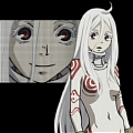 Shiro Cosplay von Deadman Wonderland