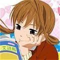 Shizuku Cosplay from Tonari no Kaibutsu-kun