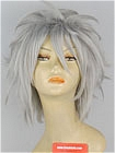 Silver Wig (Short,Spike,Bykuran)