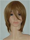 Short Wig (Brown,Straight,Light)