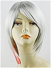 Short Wig (Silver,Straight,Zero)