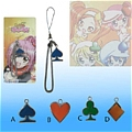 Shugo Chara Cell Phone Accessory (Cross)
