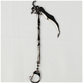 Sickle Key Ring from Death Note