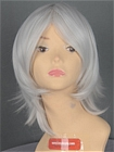 Silver Wig (Short Straight,Iceland,GY01)