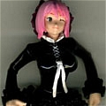 Simca Cosplay (Black) Da Air Gear