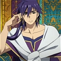 Sinbad Costume (2nd) from Magi
