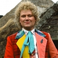 Sixth Doctor Cosplay from Doctor Who