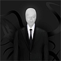 Slender Man Cosplay from Creepypasta