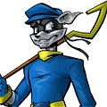 Sly Cooper Cosplay from Sly Cooper