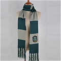 Slytherin Scarf Da Harry Potter