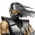 Smoke Cosplay von Mortal Kombat