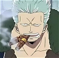 Smoker Cosplay Desde One Piece