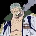 Smoker Costume De  One Piece