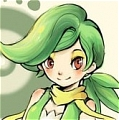 Snivy Cosplay Desde Pokemon
