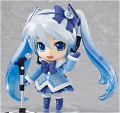 Miku Cosplay (Snow Blue) from Vocaloid