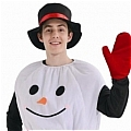 Snowman Cosplay Costume for Christmas