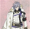 Soji Cosplay from Bakumatsu Rock