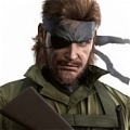Solid Cosplay von Metal Gear Solid