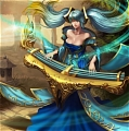 Sona Cosplay (2nd) Da League of Legends