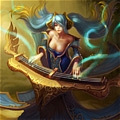 Sona Cosplay Desde League of Legends