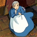 Sophie Cosplay (With Apron) from Howls Moving Castle