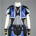 Sora Cosplay (E114 Blue) Desde Kingdom Hearts (serie)