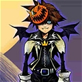 Sora Cosplay (Halloween Town) Da Kingdom Hearts