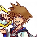 Sora Costume von Kingdom Hearts