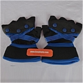Sora Gloves (Black and Blue) from Kingdom Hearts