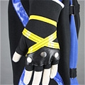 Sora Gloves (Black and Yellow) from Kingdom Hearts