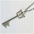 Kingdom Hearts Necklace (Key) De  Kingdom Hearts