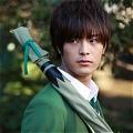Souji Cosplay from Zyuden Sentai Kyoryuger