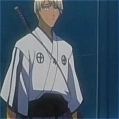 Soul Reaper Academy Boy Uniform from Bleach