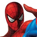 Spider Cosplay von Spider Man