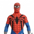 Spider Man Cosplay (Red Blue)