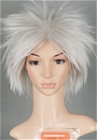 Spike Wig (White,Short,Kakashi)