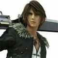 Squall Wig from Final Fantasy