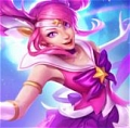Star Guardian Lux Cosplay from League of Legends