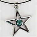 Star Necklace Da Black Rock Shooter